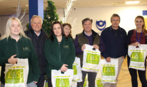 L&S Waste - Charity In the Community - L&S Waste Team Up With Pompey In the Community To Help The Homeless This Christmas