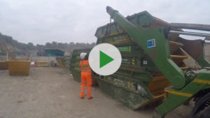 L&S Waste Management - A Day in the life of a skip driver - Hampshire Portsmouth Southampton Fareham