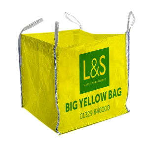 L&S Waste Management - Big Yellow Bag Collection Waste - Hampshire Portsmouth Southampton