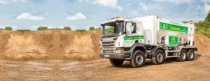 L&S Waste Management - Foam Ready Mixed Concrete Order Online - Portsmouth Hampshire Southampton Fareha,