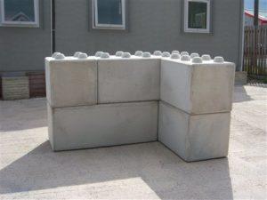 L&S Waste Management - L&S Blocks EcoBlock Eco Barrier - Hampshire Portsmouth Southampton Fareham