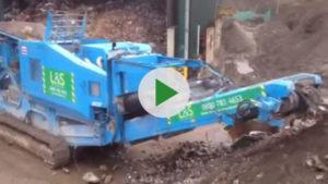 L&S Waste Management - L&S Waste Crusher Video - Hampshire Portsmouth Southampton Fareham