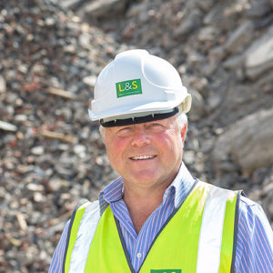 L&S Waste Management - Meet the Team - Mick Balch - Portsmouth Southampton Fareham Hampshire