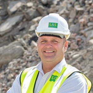 L&S Waste Management - Meet the Team - Steve Kibbey - Portsmouth Southampton Fareham Hampshire