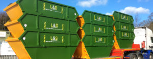 L&S Waste Management - Order Skip and Container Online - Portsmouth Hampshire Southampton Fareham