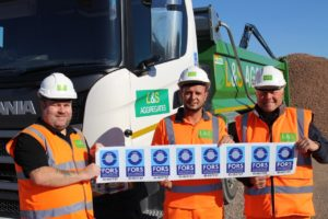 L&S Waste Management Rated Among The UK's Safest And Most Efficient Fleet Operators With New Accreditation OG