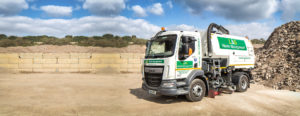 L&S Waste Management - Vacuum Road Sweeper - Hampshire Portsmouth Southampton Fareham