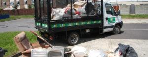 L&S Waste Management - Bulk Waste Caged Van - Hampshire Portsmouth Southampton Fareham