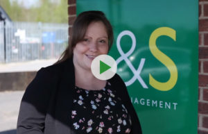 L&S Waste Management - Meet the Team - Kimberley Wall Finance Manager - Portsmouth Fareham Southampton Hampshire
