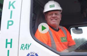 L&S Waste Management - Meet the Team - Ray Batson - Portsmouth Southampton Fareham Hampshire