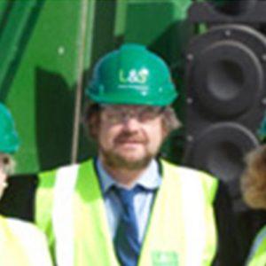 L&S Waste Management - Meet the Team - Paul Tiddiman - Portsmouth Southampton Fareham Hampshire