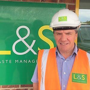 L&S Waste Management - Meet the Team - Steve Harman - Portsmouth Southampton Fareham Hampshire