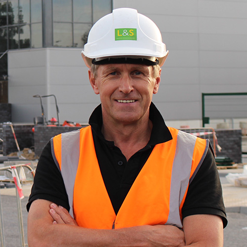 L&S Waste Management - Meet the Team - Mick Balch - Portsmouth Southampton Fareham Hampshire