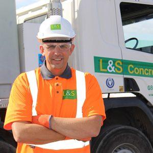 L&S Waste Management - Meet the Team - Tony Willis - Portsmouth Southampton Fareham Hampshire