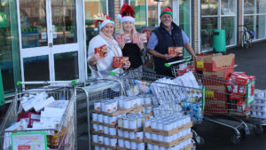 L&S Waste Fareham - Helping the homeless this Christmas