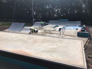 L&S Concrete - Skate Park